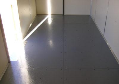 14 Gauge Steel Flooring