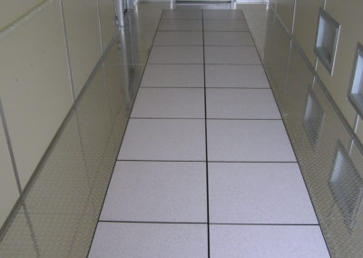 Custom Aluminum Flooring