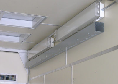 Interior Cable Tray