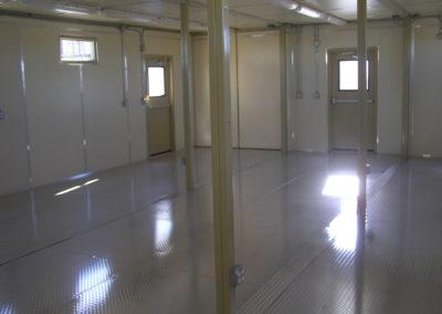 Interior View Classroom Doors