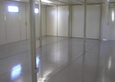 Interior View Of Classroom
