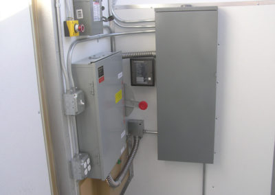 Load center and electrical sub panel