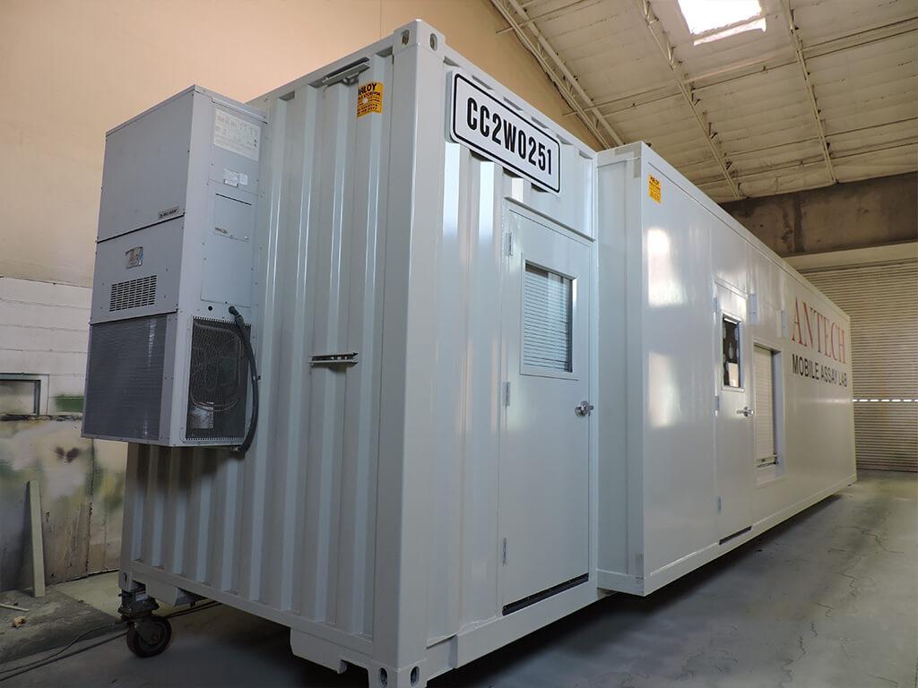 Portable Labs And Testing Facilities Albuquerque