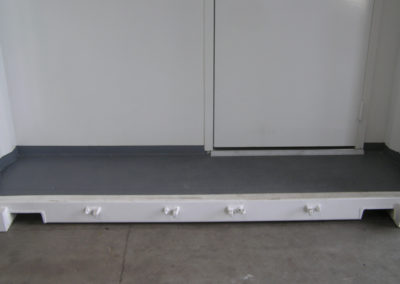 Spray Liner Floor