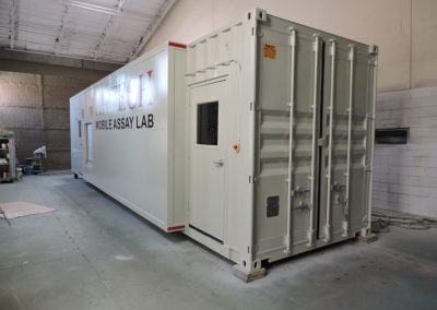 View of Personnel and Cargo Doors