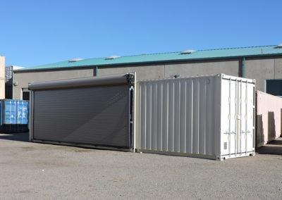 8' x 24' Roll-up Door