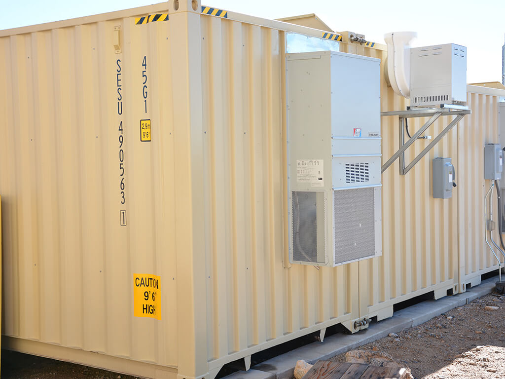 Types Of Hvac Systems For Storage Container Albuquerque Nm