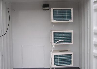 Exterior HVAC