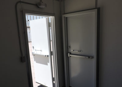 Grab Handles Personnel Door