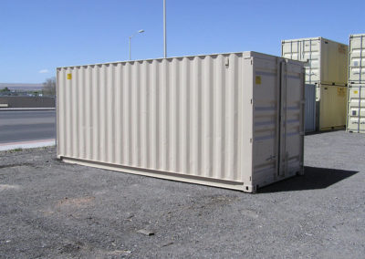 20' Reconditioned Container
