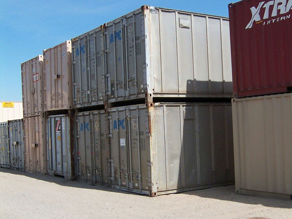 40 Shipping Container >> 40 Storage And Shipping Containers Maloy Mobile Storage