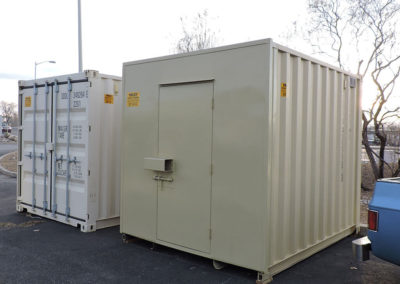 10' New Container