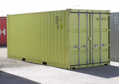 20' New Kiwi Container