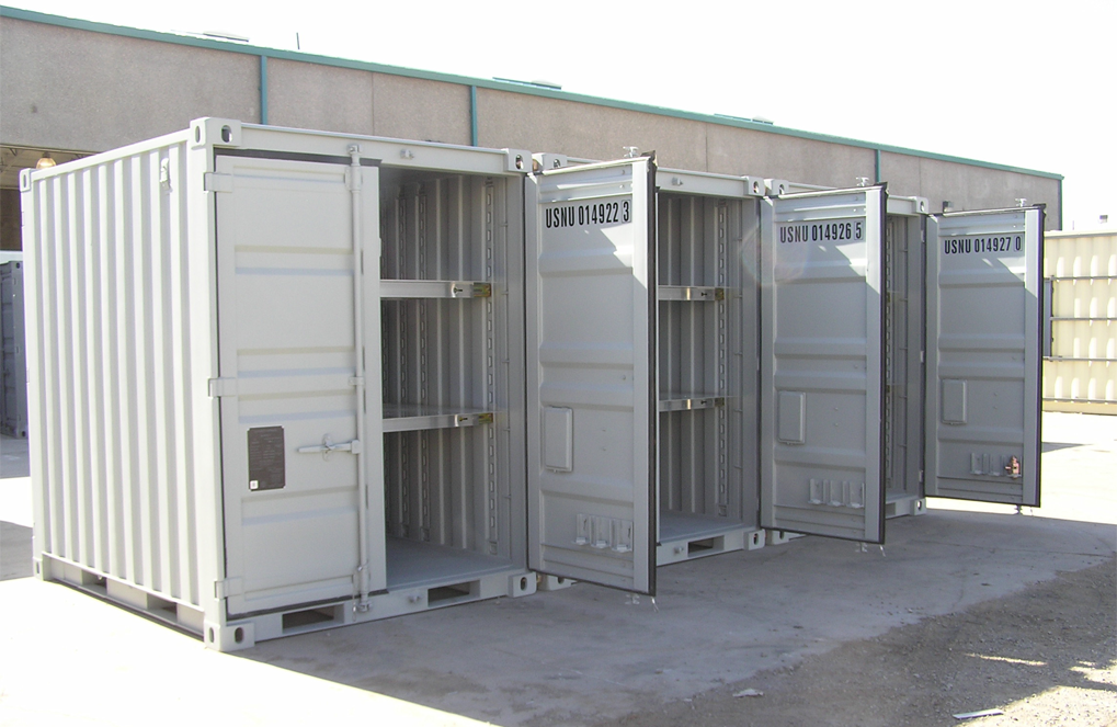 Bicon Tricon Amp Quadcon Dry Freight Iso Cargo Containers